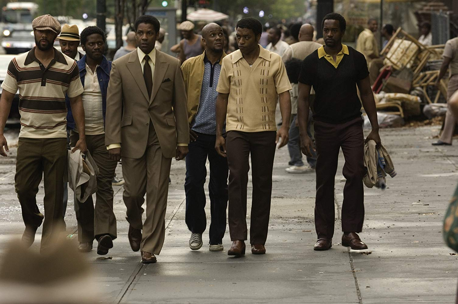 American Gangster Receives Several Nominations and Awards